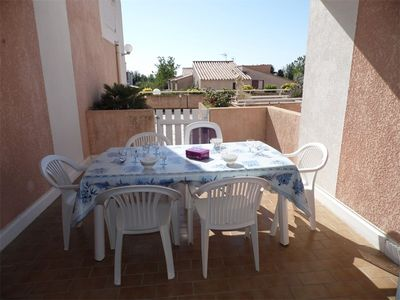 Photo for 1BR Apartment Vacation Rental in MARSEILLAN PLAGE