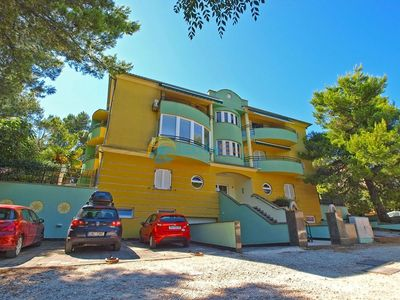 Photo for Apartment 1154/9957 (Istria - Pula), Family holiday, 150m from the beach