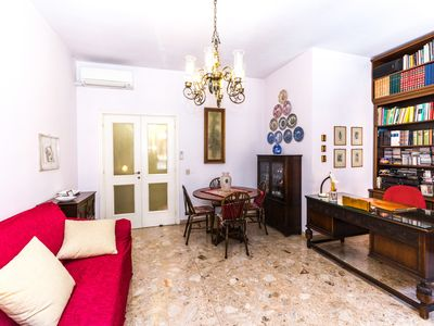 Photo for San Peter Basilica and  Sistine Chapel at few steps, charm and comfort inside