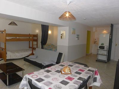 Photo for Apartment L'Airial in Hossegor - 4 persons, 1 bedrooms