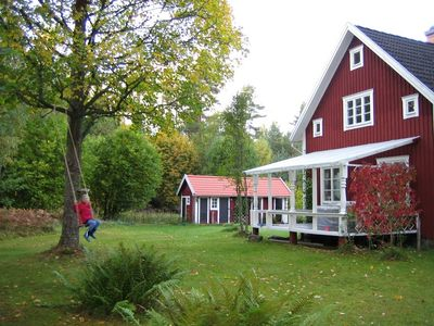 Photo for Non-smoking house with sauna and bathing place in front of the door