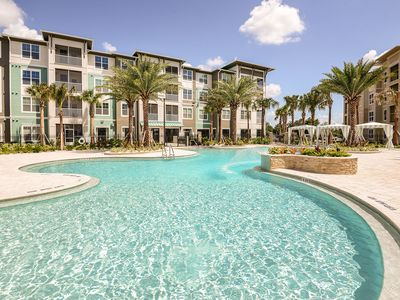 Photo for Amazing 2 Beds Condo Close to ALL Disney Parks..