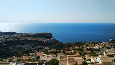 Photo for Dream holiday apartment with stunning sea views, 2 amazing pools and Free WiFi!