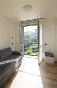 Photo for Candiani 2G apartment in Porta Garibaldi with WiFi, integrated air conditioning, balcony & lift.