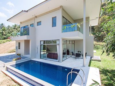 Photo for 4 Bedroom Villa with 2 Private Pools