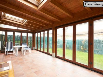 Photo for New house in rural area with garden and porch in central Navarra