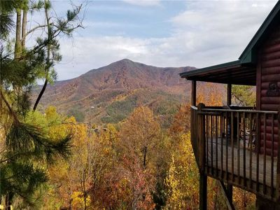 Photo for Majestic Views, 4 Bedrooms, Pool Access, Hot Tub, Sleeps 12