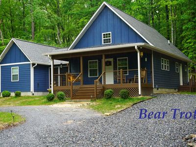 Photo for Bear Trot is a beautiful 3 bedroom/2 bath