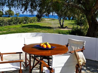Photo for Villa Memories with 3 Bedrooms, next to Grammeno beach in Paleochora