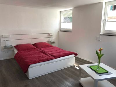 Fabulous Room 5 Double Room With Sofa Bed On The Ground Floor House No 19 Apartments And Kippenheim Ocoug Best Dining Table And Chair Ideas Images Ocougorg