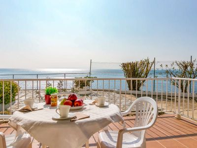 Photo for Apartment L'Alguer in Roses - 4 persons, 3 bedrooms