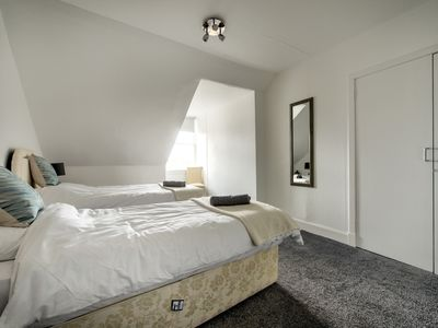 Photo for Sandgate Apartment with Two Bedrooms in Ayr City Centre with Parking