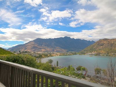 Photo for Panoramic Alpine Views | Expansive Balcony | Contemporary and Comfortable