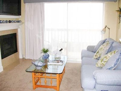 Photo for Second-Floor Oceanview Condo Includes Pool, Hot Tub and Beach Access!