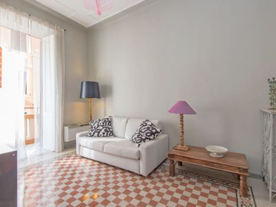 Photo for Apartment Lovely Apartment in Trastevere in Roma: Trastevere - 6 persons, 2 bedrooms