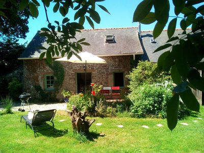 Photo for Charming Breton house in Finistere, Brittany