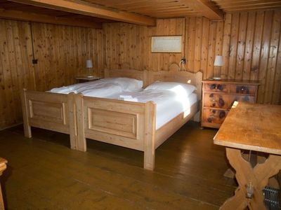 Photo for 1BR Apartment Vacation Rental in Adelboden