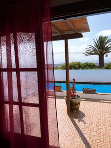 Photo for Andres House With beautiful views of the sea and a large pool.