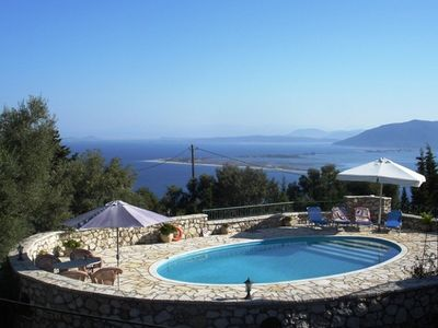 Photo for Completely Private Villa with Gorgeous Sea Views and Private Swimming Pool