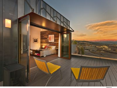 Photo for Downtown 2BR Loft - All proceeds benefit the Humane Society of Truckee-Tahoe!