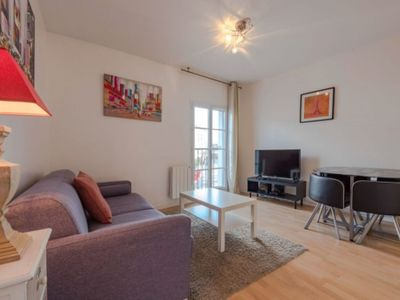 Photo for 1BR Apartment Vacation Rental in Serris