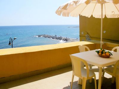 Photo for 2 bedroom Apartment, sleeps 4 in Imperia with Air Con and WiFi