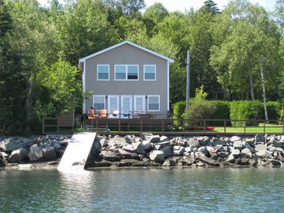 Photo for Birch Cove Cottage - Ocean Front Cottage