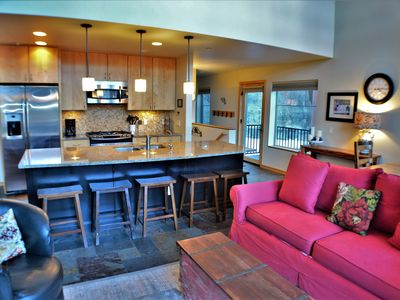 Photo for Gorgeous Ski-in/Ski-Out Townhome at Purgatory Resort - Pool/Spa/Workout Option