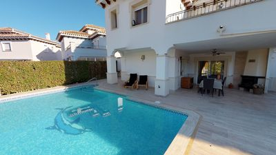 Photo for 3BR Villa Vacation Rental in Torre Pacheco