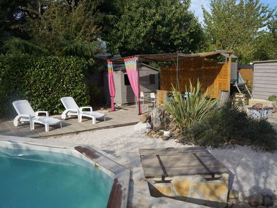 Photo for Top villa between sea & forest with private pool in Cap Sicié (Var).