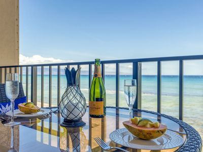 Photo for My Perfect Stays:$209 Jul 1-10 SPECIAL!-OCEAN FRONT, CORNER UNIT!