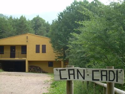Photo for Self catering Can Cadí for 14 people