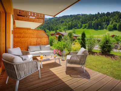 Photo for La Clusaz apartment for 6 close to lifts and village centre - OVO Network