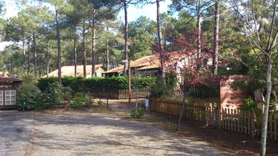 Photo for Holiday house in the pines, calm and tranquility, near beaches