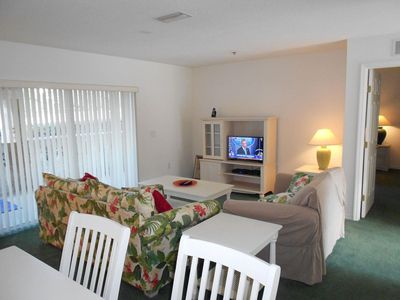Photo for 3 bedroom, 2 bath vacation villa with large patio