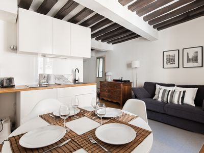 Beautiful 1bdr apartment,  6th arr. steps away from Notre Dame