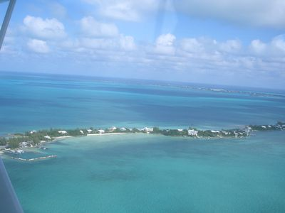 Aerial view of Eastern Shores
