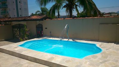 Photo for BEAUTIFUL AND SPACIOUS HOUSE 5MIN THE FOOT OF THE BEACH WITH SWIMMING POOL and BBQ - 6 CARS