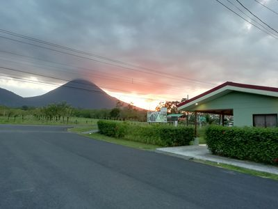 Photo for Casita Green with Arenal Volcano view