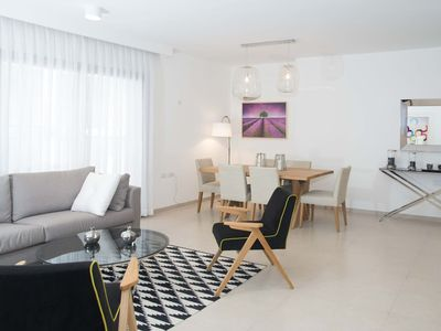 Photo for Amazing 3 bedrooms/parking, city center Jerusalem
