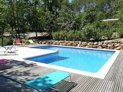 Photo for VILLA 18 PERS SWIMMING POOL LORGUES UP VAR PROVENCE GORGES DU VERDON LAKE STE CROIX