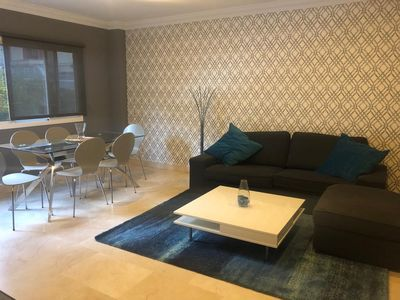 Photo for Luxury spacious apartment near the city center