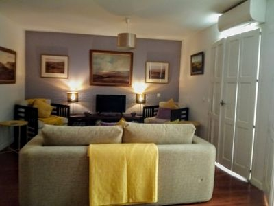 Photo for Lovely apartment ,centre of Tavira,use of bikes free and free wifi