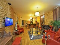 Amazing apartment in an amazing medieval town in the Dordogne.