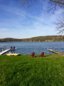 Photo for Stunning Lake House On Clear Lake -- Great for Families