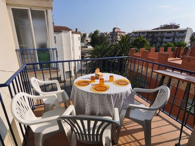Photo for SOL Y PLAYA 3-3 - REF: 113638 - Apartment for 3 people in Rosas / Roses