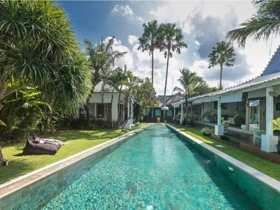 Photo for 3BR Villa Vacation Rental in Canggyu, Bali
