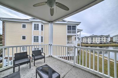 Make this Myrtle Beach condo your next home-away-from-home.