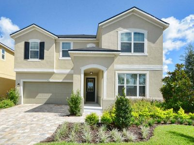 Photo for BRAND NEW SOLARA HOME W/ GAME ROOM, JACUZZI, BBQ GRILL, RESORT AMENTIES, GATED!!