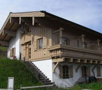 Photo for cozy and spacious semi-detached house, directly on the slope, sun terrace